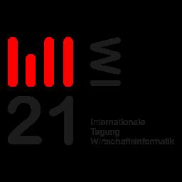 WI21 - Die 16. Internationale Tagung Wirtschaftsinformatik an der Universität Duisburg-Essen