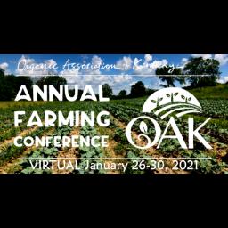 10th Annual OAK Conference