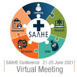 SAAHE 2021 Virtual Conference