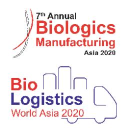 Biologics Manufacturing Asia and Biologistics World Asia 2020