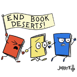 End Book Deserts 2021 Event