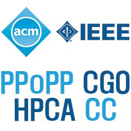 PPoPP/CGO/HPCA/CC 2021