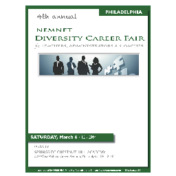 2017 Nemnet PHILADELPHIA Diversity Career Fair for Educators