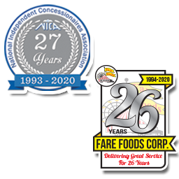 NICA BUSINESS EXPO & FARE FOODS 2020 FOOD SHOW