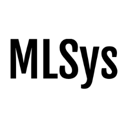 Conference on Machine Learning and Systems (MLSys)