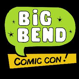 SRSU Big Bend Comic Con