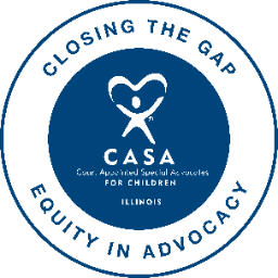 """2021 Illinois CASA Virtual State Conference """"Closing the Gap: Equity in Advocacy"""