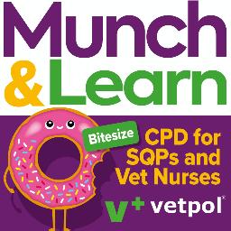 Munch & Learn: Bitesize CPD for SQPs and Vet Nurses