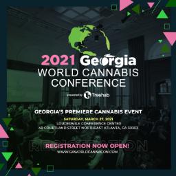 Georgia World Cannabis Conference 2021