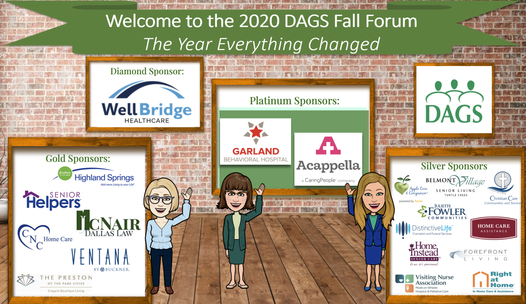 DAGS 2020 Fall Forum