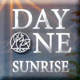 Day One Sunrise