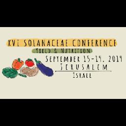 XVI Solanaceae Conference