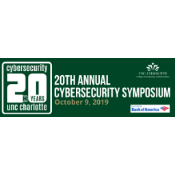UNC Charlotte 2019 Cybersecurity Symposium