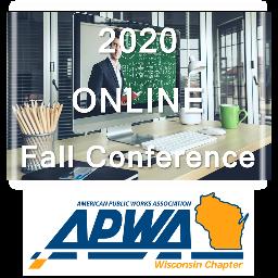 APWA WI 2020 Fall Conference