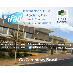 8th International Fluid Academy Day and 9th WCACS