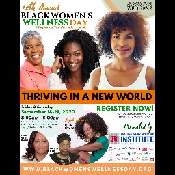12th Annual Black Women's Wellness 2-Day Virtual Summit