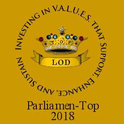 Top Ladies of Distinction, Inc. Parliamen-Top 2018