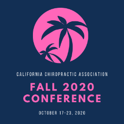 CalChiro Fall 2020 Conference