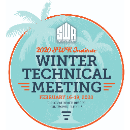 SWR Institute 2020 Winter Technical Meeting