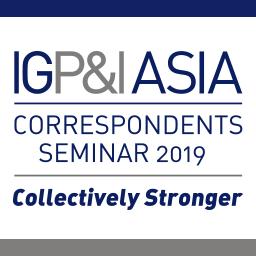 IGP&I Asia Correspondents Seminar 2019