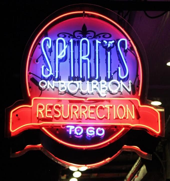 Spirits on Bourbon