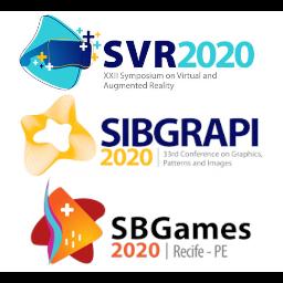 SVR 2020 + SBGames + SIBGRAPI 2020