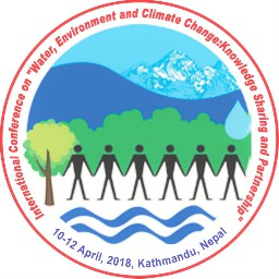 """International Conference on """"Water, Environment and Climate Change: Knowledge Sharing and Partnership"""""""
