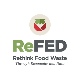 2019 Food Waste Summit, hosted by ReFED